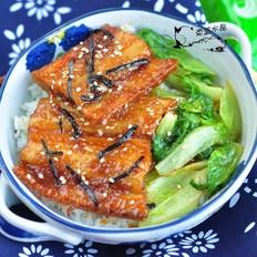 日式鳗鱼盖饭