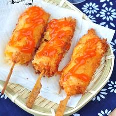 芝士小龙虾卷