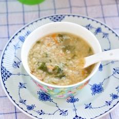 冬瓜海米粥