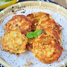 香麻土豆饼