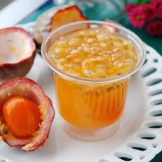 百香果蜜桔饮