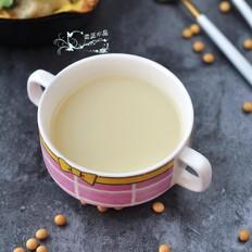 糯米冰糖黄豆浆