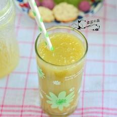 猕猴桃哈密瓜果汁