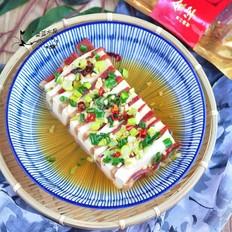 香辣火腿豆腐