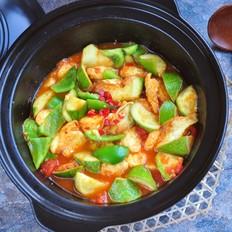 番茄豆腐锅