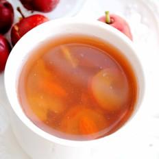 山楂枸杞茶