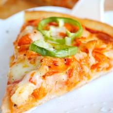 骨肉相连脆底披萨