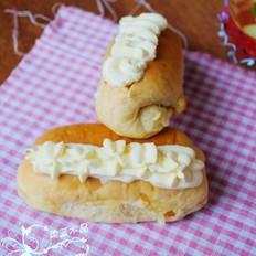 橙香小面包