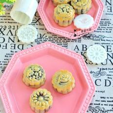 木糖醇蛋黄月饼