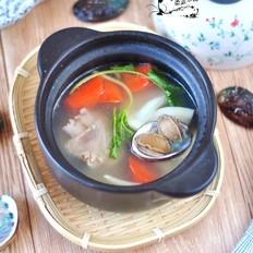 鲍鱼冬笋汤