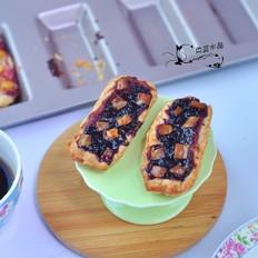 蓝莓芝士酥