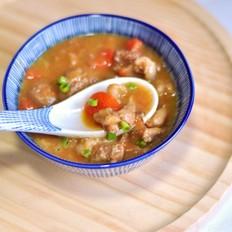 #冬至大如年#暖胃羊肉汤