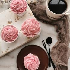 韩式豆沙裱花巧克力蛋糕