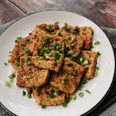 麻辣烤豆腐