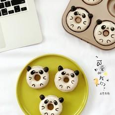 熊猫甜甜圈