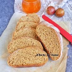 柠檬红茶全麦面包