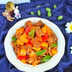 菠萝酸甜排骨