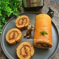 红茶蛋糕卷