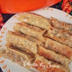 韩式三鲜煎饺
