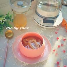 姜汁炖花胶