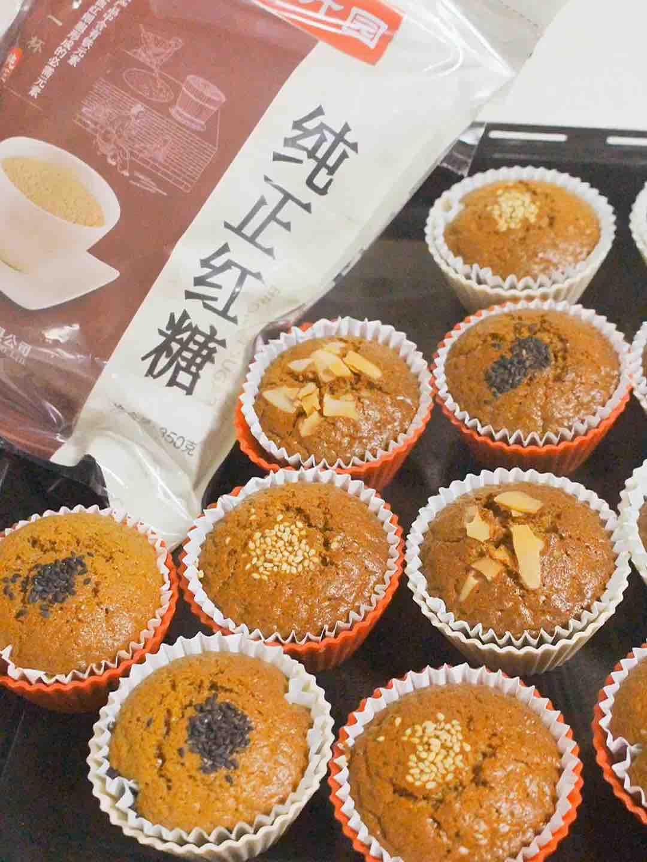 红糖海绵蛋糕的做法