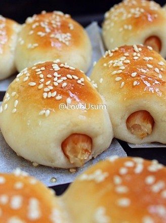 不用面包机不用出膜的面包的做法