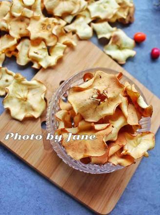 40分钟烤苹果脆片的做法