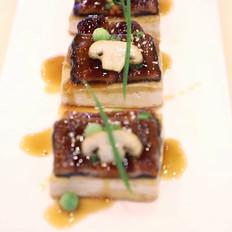 香煎鰻魚豆腐的做法大全