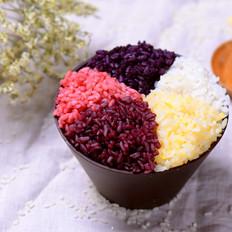 果香五色糯米饭