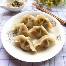 香芹猪肉水饺