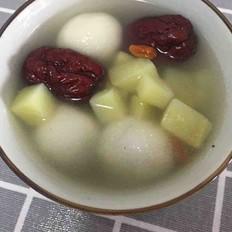 百果芝麻汤圆