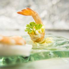 缅因龙虾配肠粉
