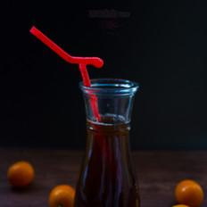 暖身金桔红糖水