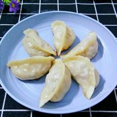 牛肉萝卜蒸饺