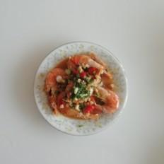飘香的明虾