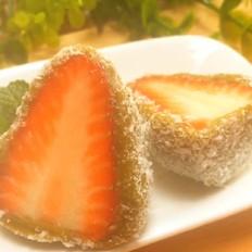 「膳小姐 | 草莓大福」