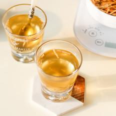 竹蔗茅根糖水的做法