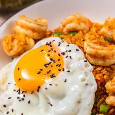 咖喱蝦蛋炒飯