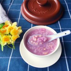 薏米淮山砂锅粥