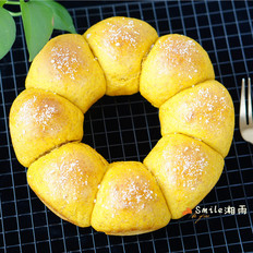 南瓜全麦面包