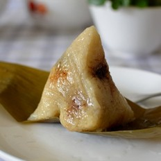 红枣豆沙粽子
