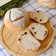 亚麻籽油全麦面包