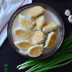鲜肉韭菜水煎包