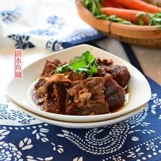 五香炖牛肉