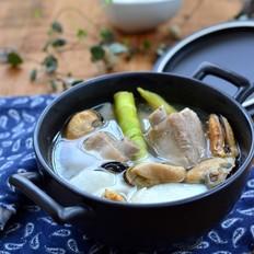 青口贝猪骨汤