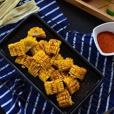 香烤嫩玉米