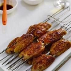孜然烤鸡翅的做法