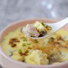 瘦肉牡蛎蛋羹