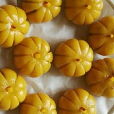 南瓜糯米饼的做法