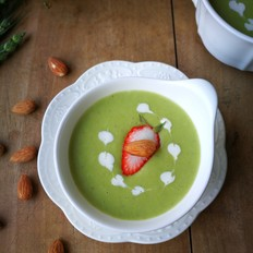 豌豆燕麦浓汤